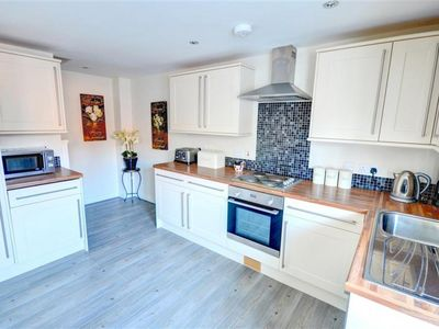Photo for Luxury cottage, sleeps up to four, located in Scarborough's  beautiful old town