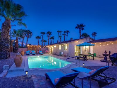 Photo for Pineapple Express - Pool in Backyard Oasis, Perfect Family Home - 4 Bedrooms