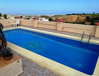 Photo for Spacious Villa, Superb Sea/Mountain Views, Own Secluded 9m Heated Pool