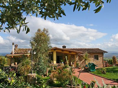 Photo for Vacation home La Costa  in Vinci, Florence Countryside - 8 persons, 4 bedrooms