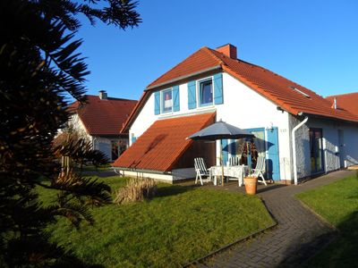 Photo for Our cozy, family friendly semi-detached house in Hooksiel invites.
