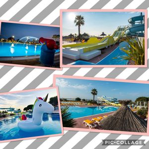Photo for Mobile home at campsite Siblu le Lac des reves 4 stars