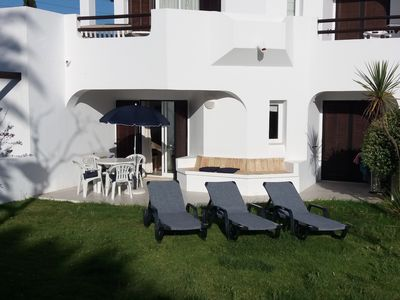 Photo for Great 2-bedroom apartment near swimming pool at Clube Albufeira