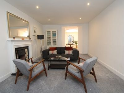 Photo for City Centre 2 Bedroom Contemporary New Town Flat