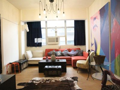 Photo for Art director home 3br WC/ CWB, 1mins Time square