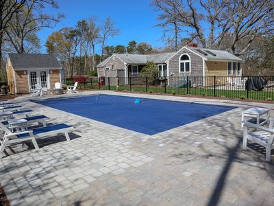 Photo for Big, Beautiful New Pool for 2019! Walk 3 Minutes to Beach: 113-B