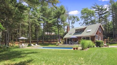 Photo for Great Escape In The Heart Of East Hampton 3 Bedroom, 4Bath With Pool!