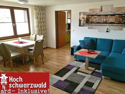 Photo for 1BR Apartment Vacation Rental in St. Blasien