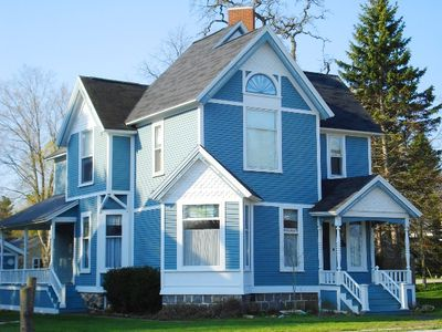 Photo for CHARMING ELK RAPIDS VICTORIAN HOME IN DOWNTOWN AREA