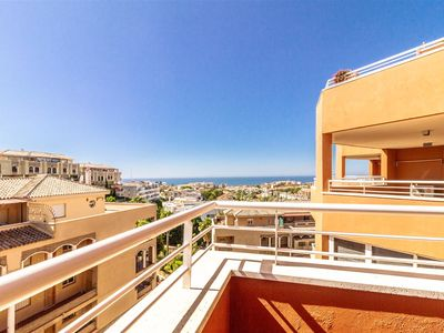 Photo for Sea View, Pool, Tennis Tennis and Golf Golf- Together For 6 people