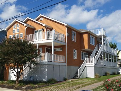 Photo for 1 House from Beach and Boardwalk