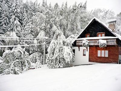 Photo for Na Studnach Apartment, Sleeps 6 with Pool and WiFi