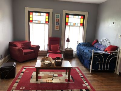 Photo for HIdeaway steps from downtown Oberlin & College/Conservatory