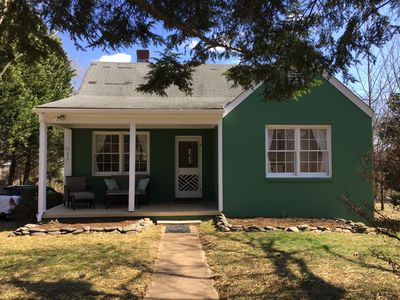 Photo for Cozy Downtown Crozet Cottage | Walk to Everything | Pet-Friendly
