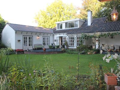 Photo for Romantic, luxury villa in wooded surroundings with spacious garden near Utrecht and Amsterdam