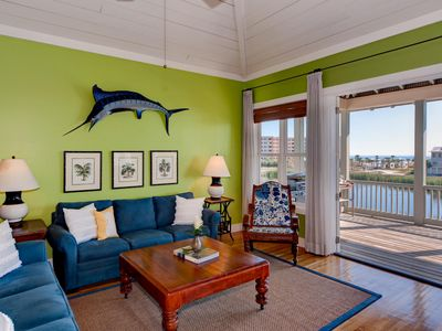 Photo for Gorgeous Gulf front home in Destin Point