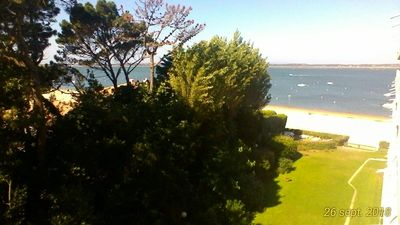 Photo for Studio with superb views of the Arcachon Basin