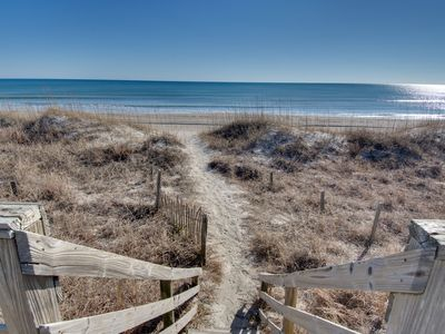 Photo for October Availability...beautiful time to be at the beach!