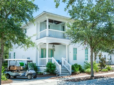 Photo for ☀Best Kept Seacret☀Luxury 4BR- 30A-Sep 20 to 23 $1366 Total! Golf Cart! Seagrove