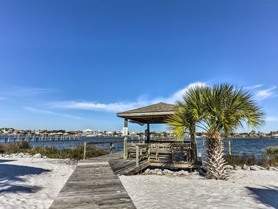 Photo for Chic Waterfront Pensacola Condo w/ Pool & Dock!
