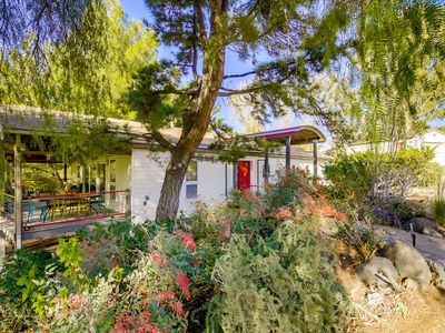 Photo for Secluded Euro Style Cabin near Temecula @ Rising Son Ranch