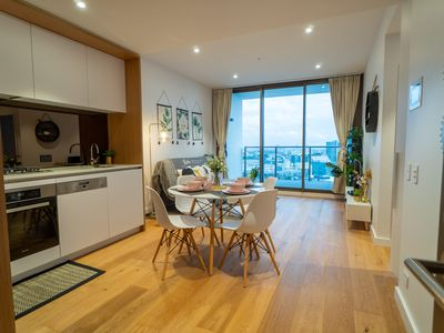 Photo for Two Bedroom Darling Harbour apt Chinatown Sydney City CBD UTS ICC near station