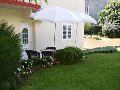 Photo for Two bedroom apartment with terrace Zadar - Diklo (Zadar)