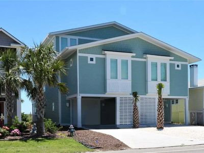 Photo for Lilypad B - BRAND NEW, Beautiful, Oceanfront, Great Location in Kure Beach!