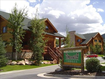 Photo for MOUNTAIN AMBIANCE WITH MODERN CONVENIENCIES