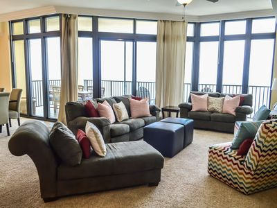 Photo for email for GREAT Spring rates! SLEEPS 15 Phoenix West II Unit 2506