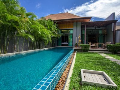 Photo for Astree - 2 Bedrooms Private Pool Villa