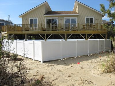 Photo for June 9-16 $1799 Duck 4/2 Ocean Blk Home/Pvt Pool/Hot Tub