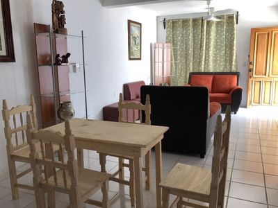 Photo for Blue house - near to bus station - capacity: 4-6 persons