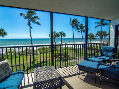 Photo for Nice 2nd floor beach condo- upscale amenities, full kitchen, internet, w/d