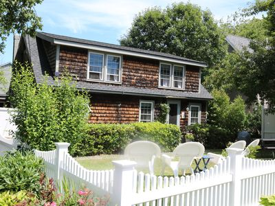 Photo for Charming home within 3 minute walk to Short Sands Beach and town.