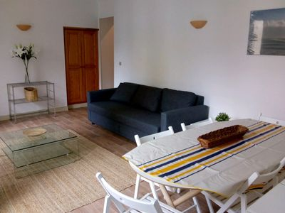 Photo for Rental T3 Biarritz (64) 250m from the beach sleeps 6