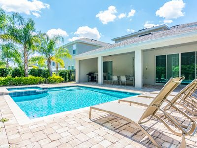 Photo for Gorgeous Home with Pool at Encore Resort EC7463