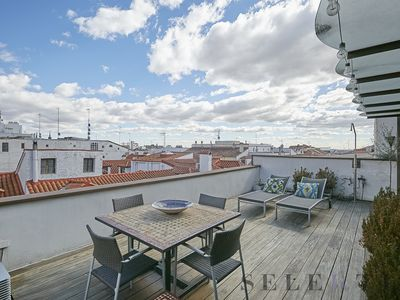 Photo for Deluxe Penthouse Atocha Suites I