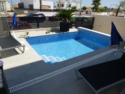 Photo for New holiday villa with private pool Costa Blanca is waiting for the first guests