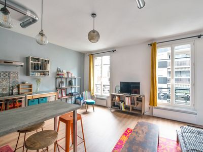 Photo for Magnificent 1br in the heart of Paris – W494