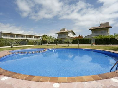 Photo for L'Ampolla Holiday Home, Sleeps 7 with Pool and WiFi