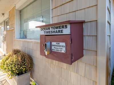 Photo for Ocean Towers - In North Myrtle Beach (Windy Hill)