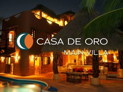 Photo for Two Bedroom Private Oceanfront Luxury Villa Estate