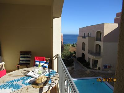Photo for Family friendly apartment in Tas Sellum complex in Mellieha Bay