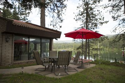 Drop Dead Gorgeous View, 10 Free Watercraft, Great Fishing, 30% Off Fall