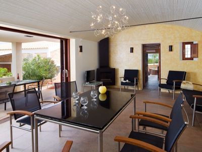 Photo for Can Noves - 2 suites villa
