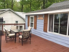 Photo for 2BR Cottage Vacation Rental in Lupton, Michigan