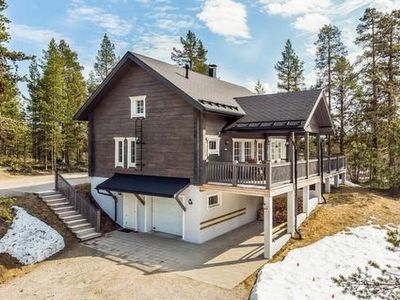 Photo for Vacation home Villa anna in Kittilä - 8 persons, 2 bedrooms