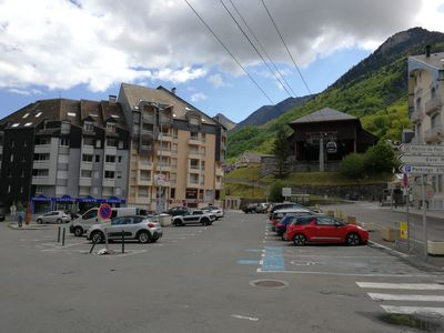 Photo for DUPLEX - 8 PEOPLE - AT THE FOOT OF THE TELECABINE - A COTE DES THERMES