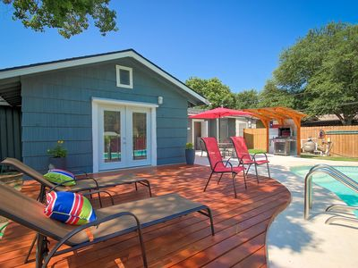 Photo for Uptown remodel in 2016 w/heated Pool, great NC location